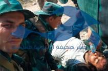 Jesr Press-ը հրապարակել է Ղարաբաղում վիրավորված «Սիրիական ազգային բանակ»-ի վարձկանի առաջին լուսանկարը