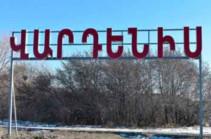 Azerbaijan shells Vardenis-Sotk highway: MOD spokesperson