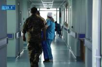 Վիրավոր զինվորները ձգտում են օր առաջ շարք վերադառնալ (Տեսանյութ)