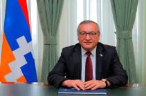 Արցախի ԱԺ նախագահը կոչ է արել Ադրբեջանի բնիկ ժողովուրդներին չմասնակցել Արցախի դեմ պատերազմին