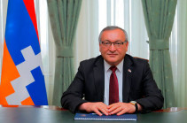 Спикер парламента Арцаха призвал представителей коренных народов Азербайджана не участвовать в войне против Арацха