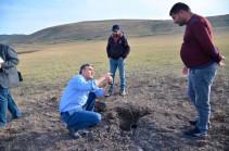 ՄԻՊ Արման Թաթոյանը հրապարակել է փատեր Գեղարքունիքի մարզի գյուղերի նկատմամբ ադրբեջանական ռազմաօդային ու հրետանային հարձակումներից (Լուսանկարներ)