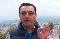 «Не смейте совать сюда свой нос». Диктор телеканала «Армньюз» на арабском обратился к воюющим на стороне Азербайджана наемникам (Видео)