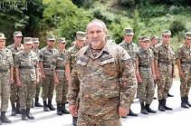 Լեգենդար հրամանատար Կարեն Ջալավյանն արժանացել է «Արցախի հերոս» կոչմանը (Տեսանյութ)