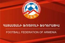 ՀՖՖ-ն դատապարտում է ադրբեջանական կողմի ռազմատենչության դրսևորումները ֆուտբոլային խաղադաշտերում