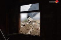 Ադրբեջանի կողմից LAR-160 և «Սմերչ» կասետային հրթիռային համակարգերի օգտագործմամբ պարբերաբար տեղի են ունենում միջազգային մարդասիրական իրավունքի կոպիտ խախտումներ. ՄԻՊ