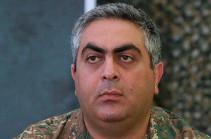 Azerbaijani targets not shelled from Armenia's territory: MOD representative denies disinformation