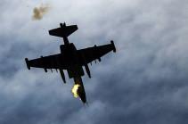 """Private Arsen Margaryan shots down two Su-25 ground attack warplanes from his """"IGLA"""" MANPAD"""