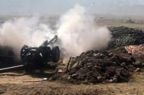 Karabakh Defense Army gives powerful response, targets destroyed: Artsakh president's spokesperson