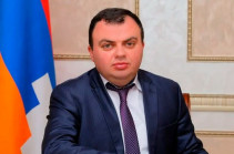 Karabakh president's spokesperson reports about advance in some positions