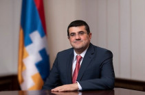 World must prevent Turkey's plan's to turn Azerbaijan into lair of terrorism in the South Caucasus: Artsakh president calls for formation international anti-terrorism coalition