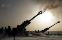 Armenian units destroy enemy's 4 D-13 howitzer with personnel and ammunition: MOD spokesperson