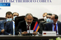 Armenia's participation in EAEU top priority for Armenia's government: Pashinyan