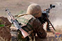 South not calm again: Artsakh president's spokesperson