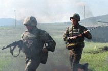 Attempts of Azeri side to change operational-tactical situation in its favor failed