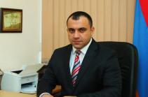 ՍԴ նախագահի ընտրության համար ինքնաառաջադրվել է ՍԴ դատավոր Արման Դիլանյանը