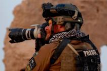 «Голос Армении»: Военные корреспонденты на прицеле Баку