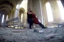 Կոմիտասի «Կռունկը»՝ Սուրբ Ղազանչեցոցում (Տեսանյութ)