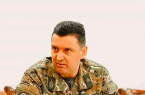 Artsakh DM, Commander of Defense Army awarded military rank of Lieutenant-General