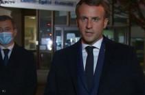 Неизвестный обезглавил учителя в пригороде Парижа (Видео)