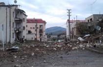 Азербайджан вновь подверг ракетно-артиллерийскому обстрелу Степанакерт и Шуши