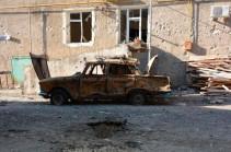 Трое мирных жителей пострадали в результате обстрела Степанакерта (Видео)