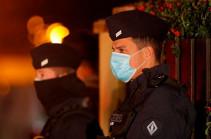 Четыре человека задержаны по делу о теракте во Франции