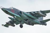 В Ереване опровергли заявление Баку о сбитом Су-25 армянской стороны
