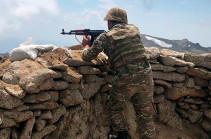 ВС Азербайджана за минувшие сутки потеряли убитыми 150 человек, общее число погибших достигло 6109