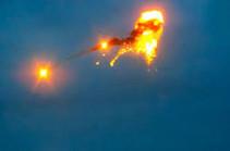 Three Azerbaijani drones shot down in Armenia's territory from 4.30-5.45 p.m. today