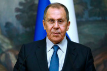 Russia's FM calls for stopping bellicose rhetoric and cessation of hostilities in Nagorno Karabakh