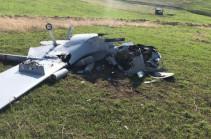 Armenian side downed over dozens of Turkish-made Bayraktar drones