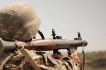Artsakh army shoots down adversary warplane: Armenia's MOD