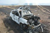 Азербайджана вновь подверг обстрелу города Мартакерт
