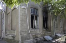 В Одесской области подожгли редакцию местного СМИ