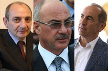 Роберт Кочарян встретился с экс-президентами Арцаха по их инициативе – руководитель офиса второго президента