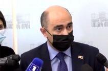 Striking terrorists is legitimate: Edmon Marukyan says right for Russia to strike terrorists already formed