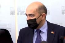 ՀՀ նախագահի բրյուսելյան այցը կարևոր է, միգուցե ավելի շուտ էր պետք կազմակերպել. Էդմոն Մարուքյան
