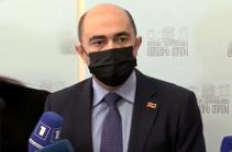 Я слышал, что Никол Пашинян встречался также с экс-президентами Армении – Эдмон Марукян