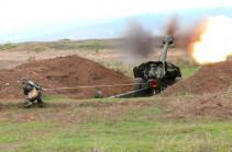 На южном направлении небольшие группы противника нейтрализуются в локальных боях – Арцрун Ованнисян