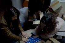 В Москве продолжается процесс сбора гуманитарной помощи (Видео)
