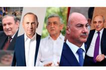 Политические консультации продолжаются – Роберт Кочарян