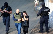 В Грузии освобождены все захваченные накануне заложники