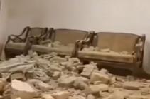 Azerbaijan shells homes of Iranian civilians (video)