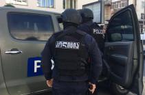 В Грузии напали на банк, в отделении которого был захват заложников