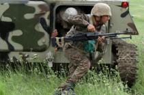 Локальные бои продолжаются по всему фронту в Карабахе