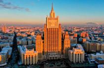 ՌԴ ԱԳՆ-ն գնահատել է Ղարաբաղի կարգավորման գործընթացում ՀԱՊԿ-ը ներգրավելու հավանականությունը