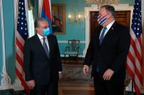 Решение Азербайджана стать зоной влияния Турции и международного терроризма  представляет собой серьезную угрозу региональной безопасности. Мнацаканян