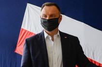 Լեհաստանի նախագահը վարակվել է կորոնավիրուսով