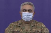Армянские войска четко контролируют ситуацию – Арцрун Ованнисян